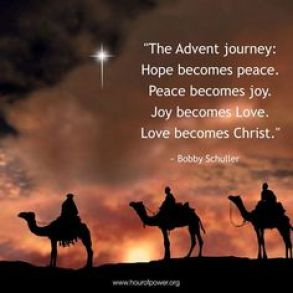 Advent joy