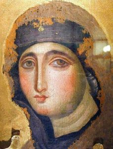Advocata Nostra Mary Icon
