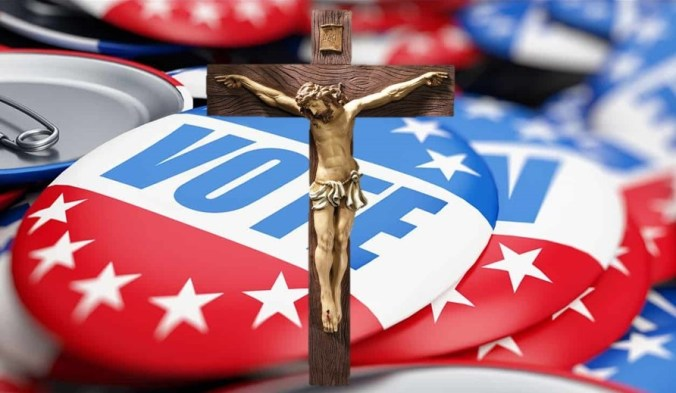 Voting as a Catholic