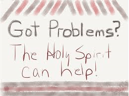 Ask the Holy Spirit for Help