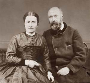 Saints Louis and Zelie Martin