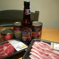 Sam Adams 7 Bean with Lamb & Beef