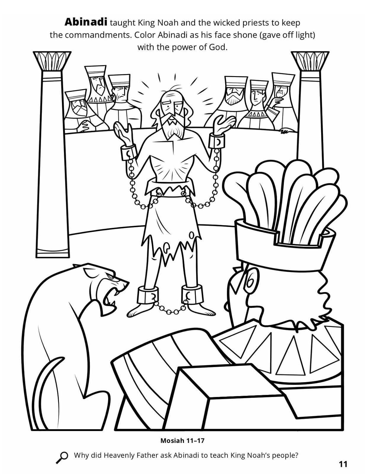The 20 Best Ideas For Book Of Mormon Coloring Pages