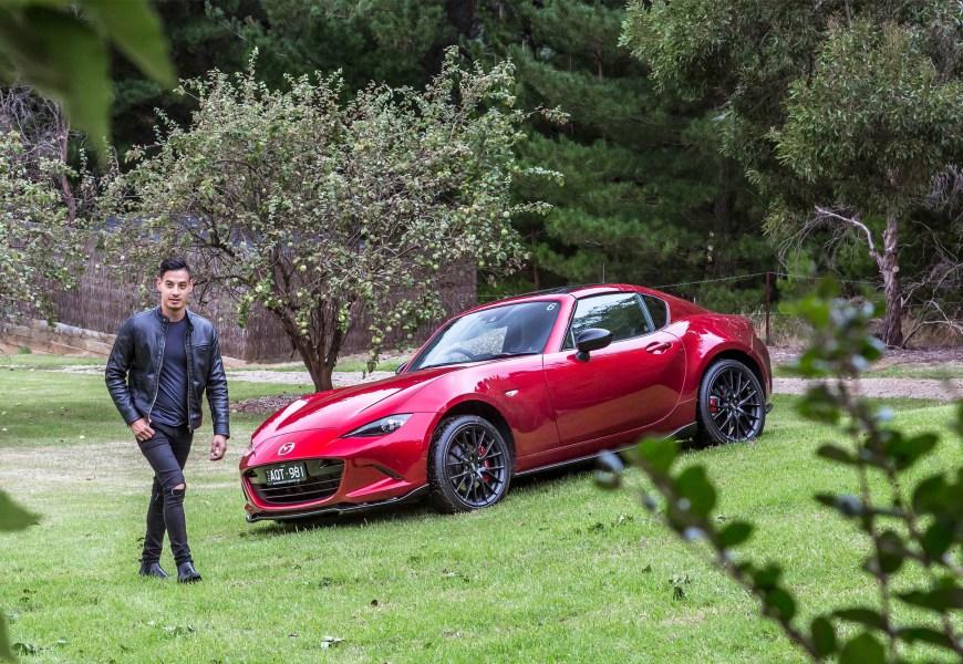 Mazda MX-5 RF Drive Day
