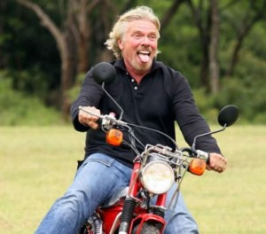 Richard Branson's Productivity Secret