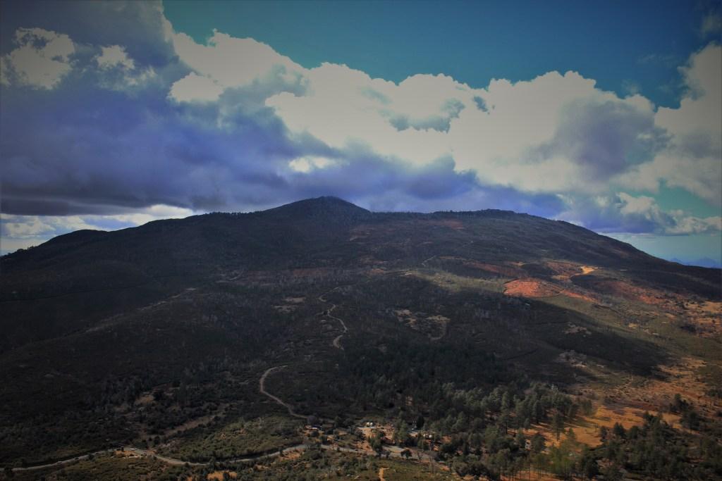 Stonewall Peak, Cuyamaca Rancho State Park