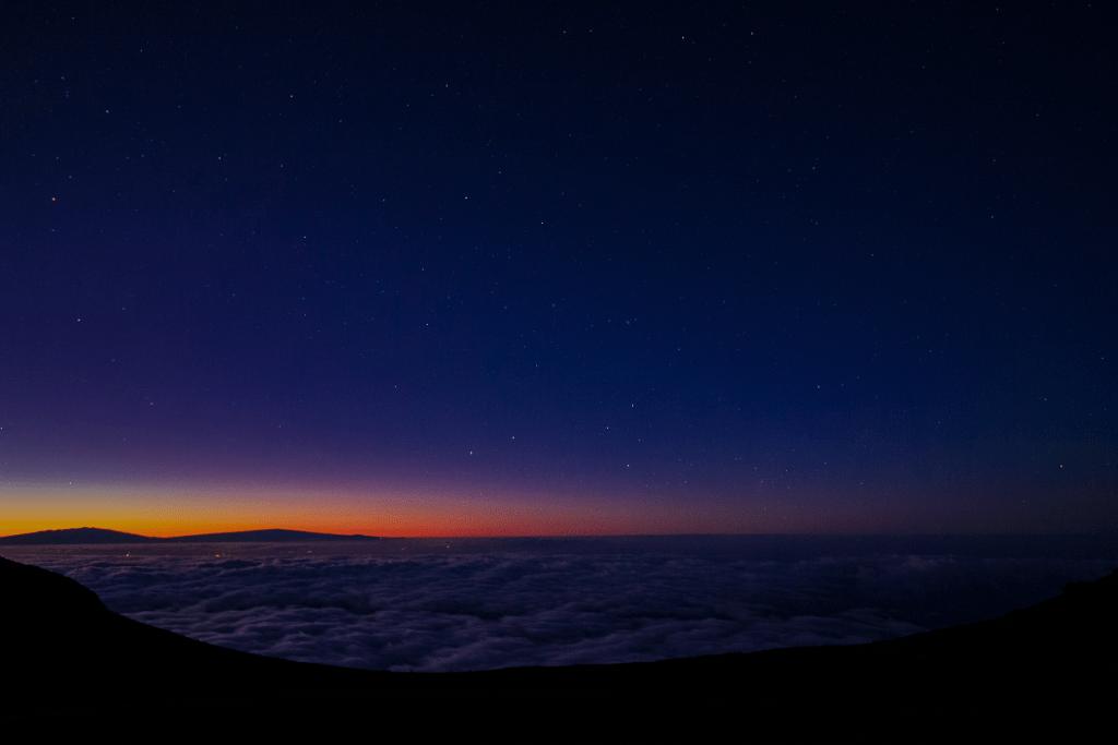 haleakala sunrise viewing guide
