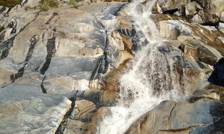 Kitchen Creek Waterfall