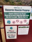 Monserate Mountain Trail hours