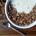 Granola de Muffin de Plátano y Nuez 1