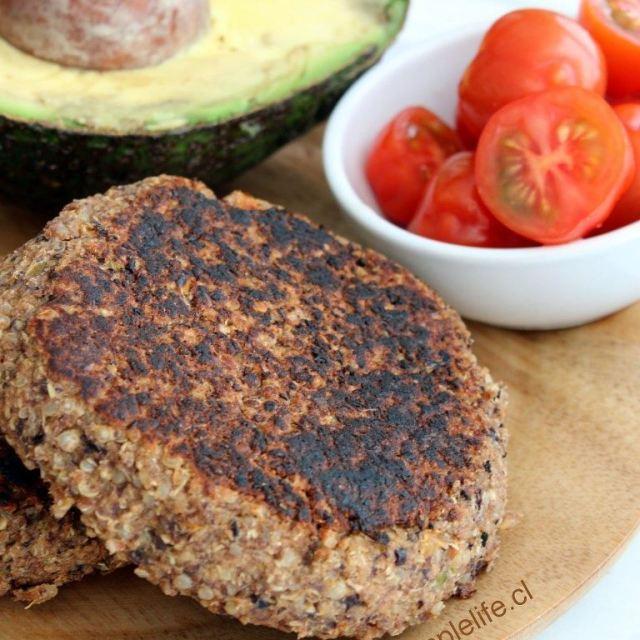 Las hamburguesas veggie suelen tener una mala reputacin pero enhellip