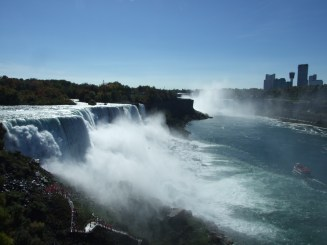 American Falls from the Observation Tower