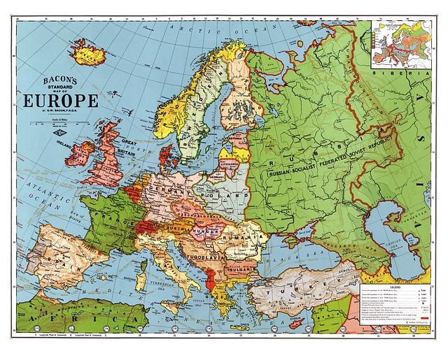 Praying for Europe