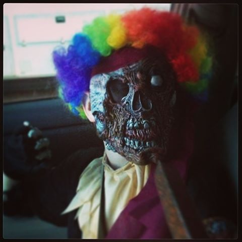 Boy Halloween