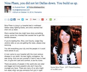 Nina Pham Lift Up