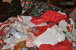 Wrapping-Mess