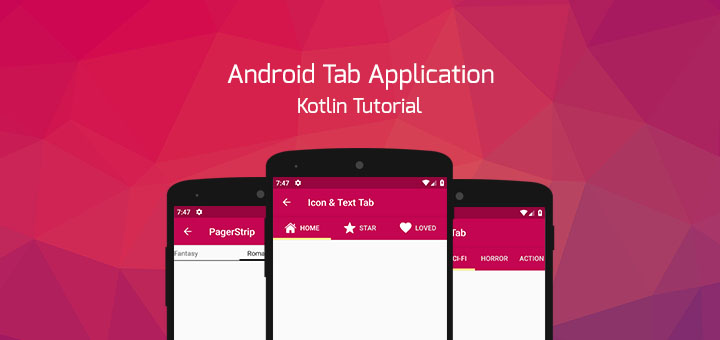 Using Android TabLayout and ViewPager Tutorial - theSimplyCoder