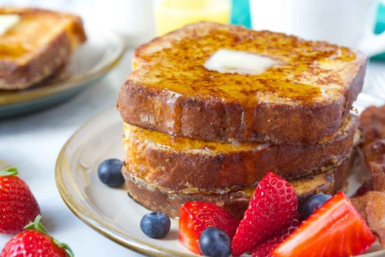 Brioche French Toast – The Simply Luxurious Life®