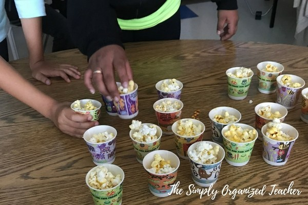 Classroom Party ideas that are guilt free, fun, and easy.