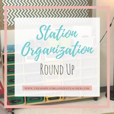 Station Organization Round Up