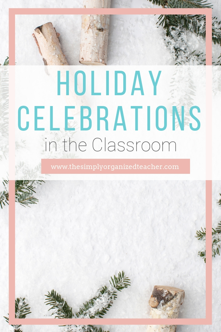 Looking to incorporate engaging and meaningful holiday celebrations in your classroom? This post shares some ideas that can work with all sorts of holiday celebrations to teach your students about various celerbations around the world.
