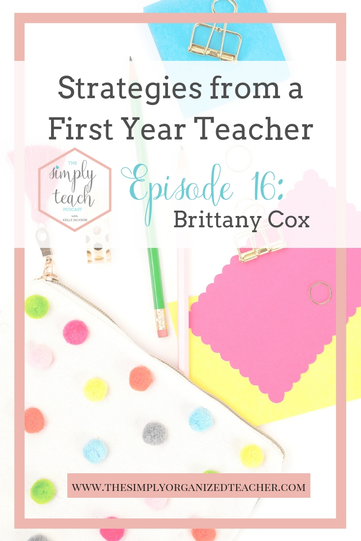 Simply Teach- a podcast for teachers, by teachers. In this episode we talk about being a first year teacher, routines to plan for, and things to expect during your first year of teaching. We also talk about Kagan Cooperative Learning, Class Meetings, team builders, class builders, and social media as a teacher.