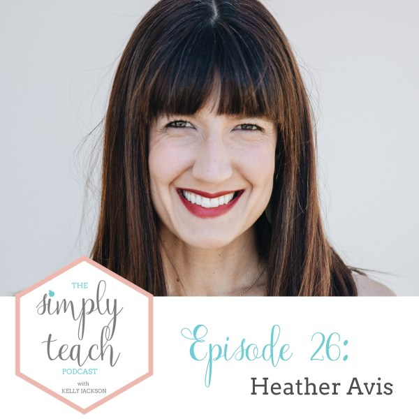 This week on the podcast Heather and I chat about best practices for teaching students with different abilities. Heather, a parent of 2 kiddos with Down Syndrome, shares her experience in the education system and what she would like to see change. Heather gives valuable advice on how we can best serve kids with different abilities.
