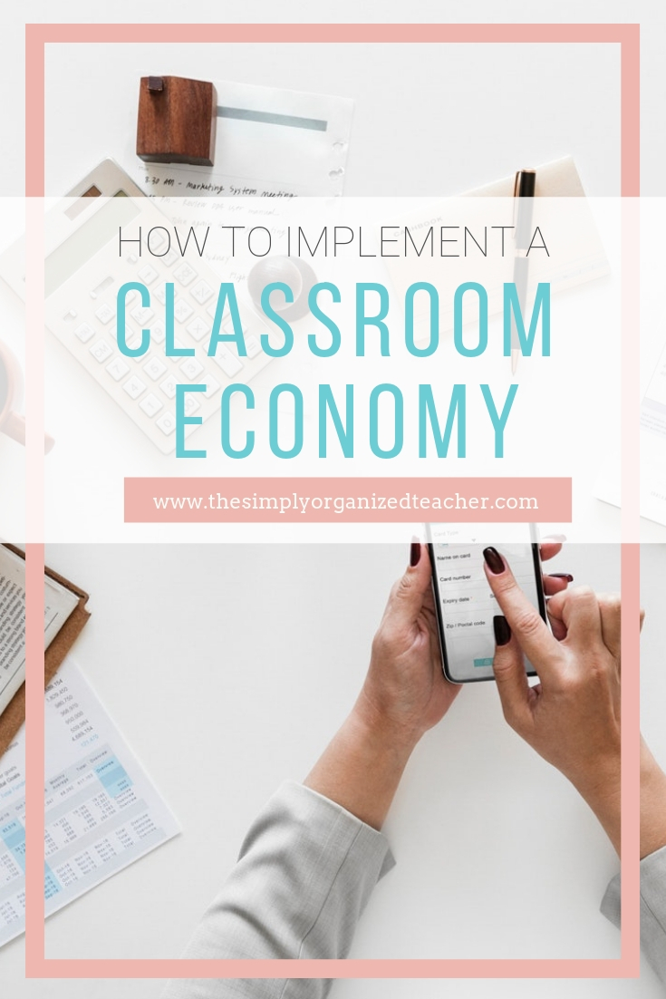 Classroom teachers can teach real life scenarios by using a classroom economy as a way to teach personal financial literacy and manage behavior.