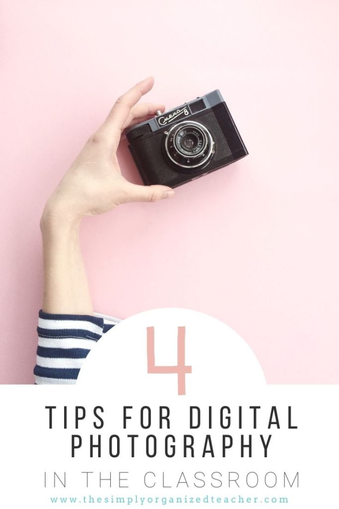 Looking to take, edit, and organize digital photography you are using in the classroom? This post will share how you can do that.
