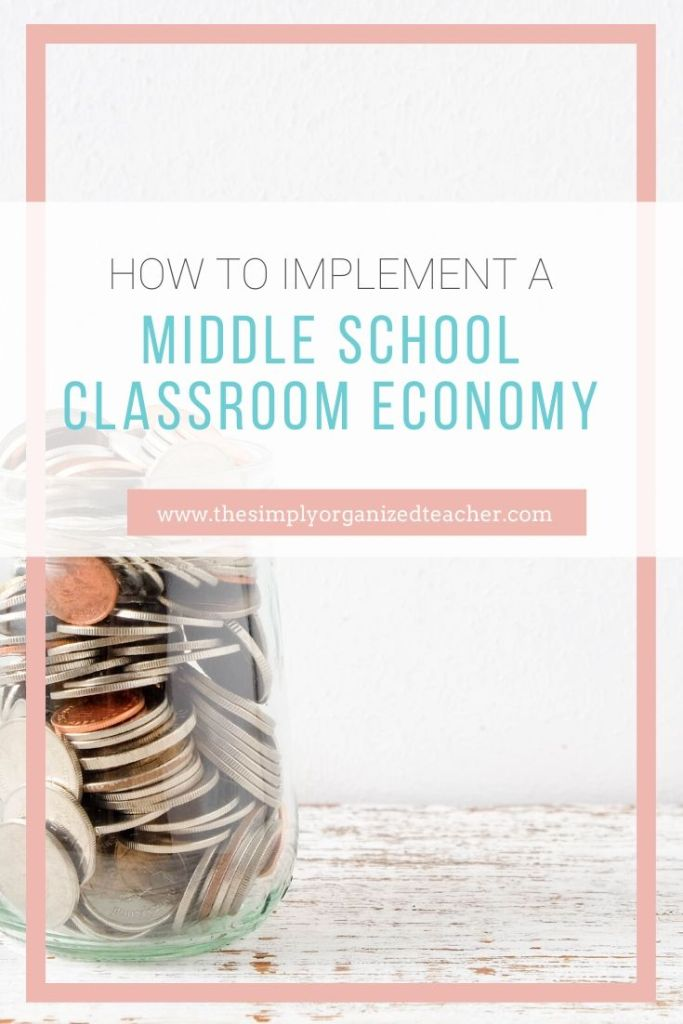 Looking for fun ways to engage your students in real life applications of money management. Here is how a middle school teacher implemented a classroom economy in his classroom.