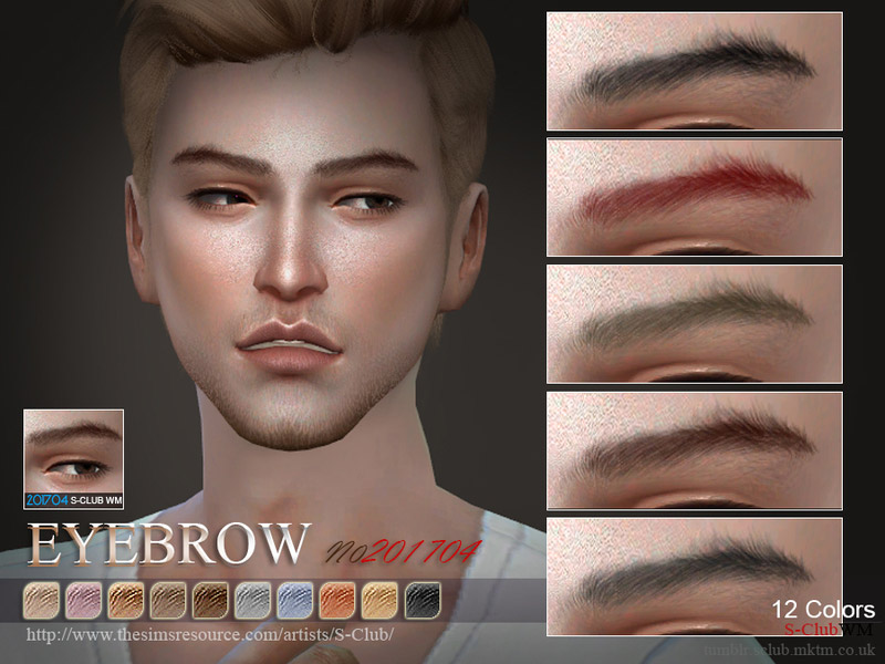 6905c0933ec S-Club WM ts4 Eyebrows M 201704 - The Sims 4 Catalog