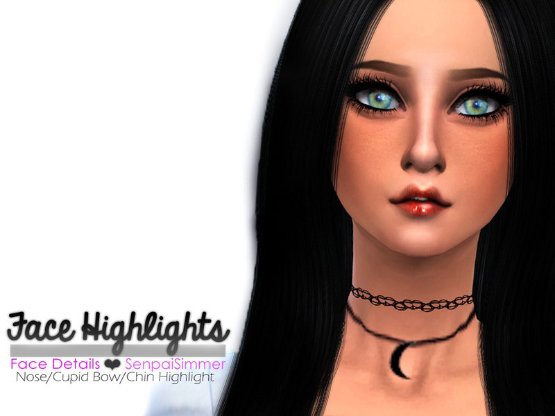 Face Highlights - The Sims 4 Catalog
