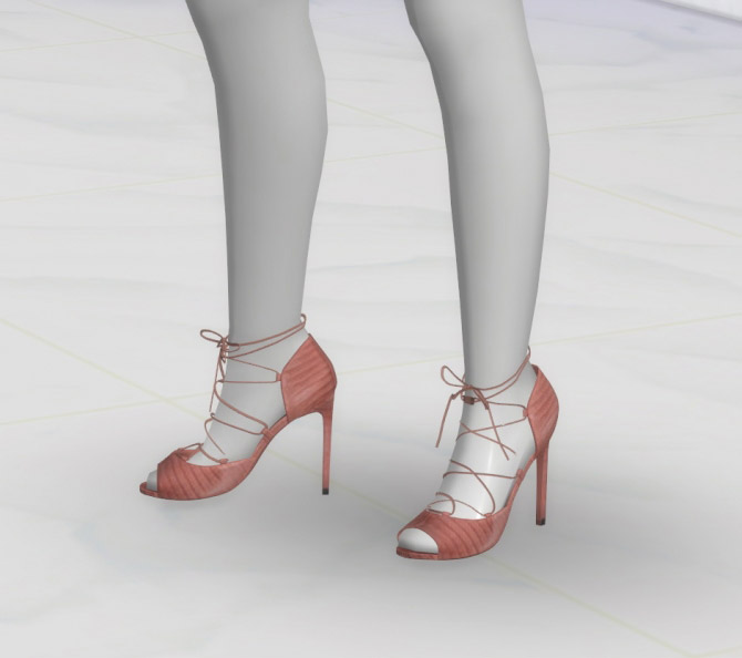 Sandals The Sims 4 Catalog
