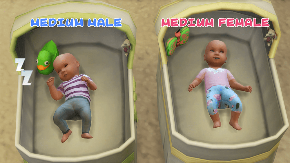 Comfortable Maxis Match Newborn Baby Clothes The Sims 4 Catalog
