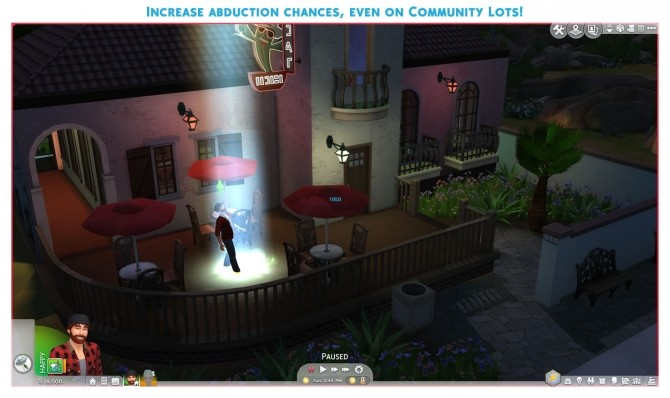 UFO Hotspot (Lot Trait) by r3m at Mod The Sims - The Sims 4