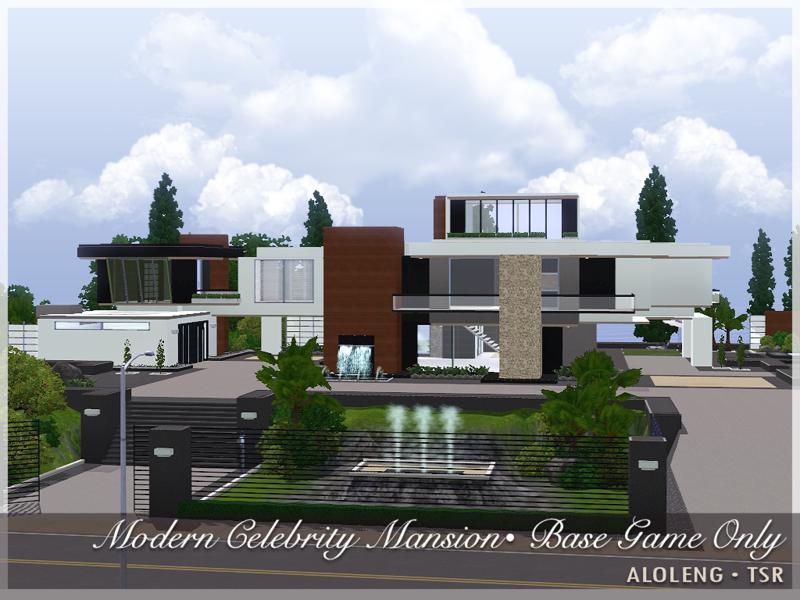 Aloleng's Modern Celebrity Mansion
