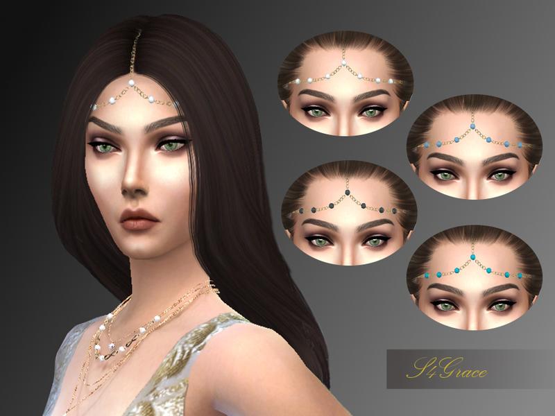 S4Grace Head Jewelry