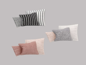 Sims 4 Decorative Pillows
