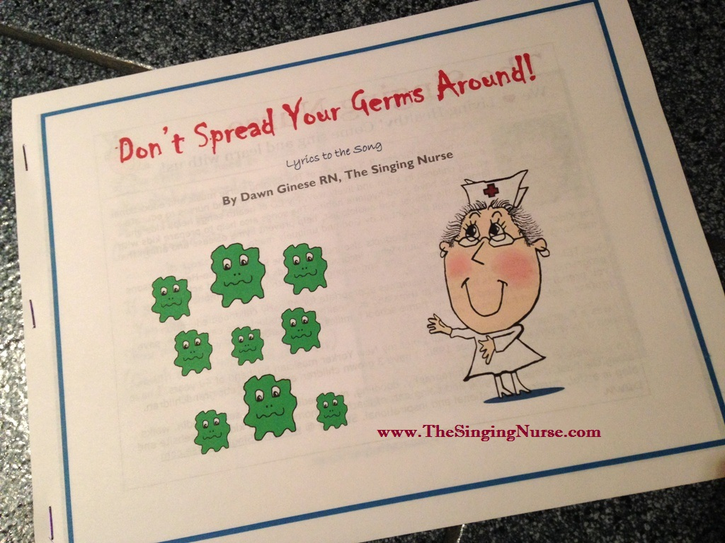 Fun Books About Germs Amp Hand Washing