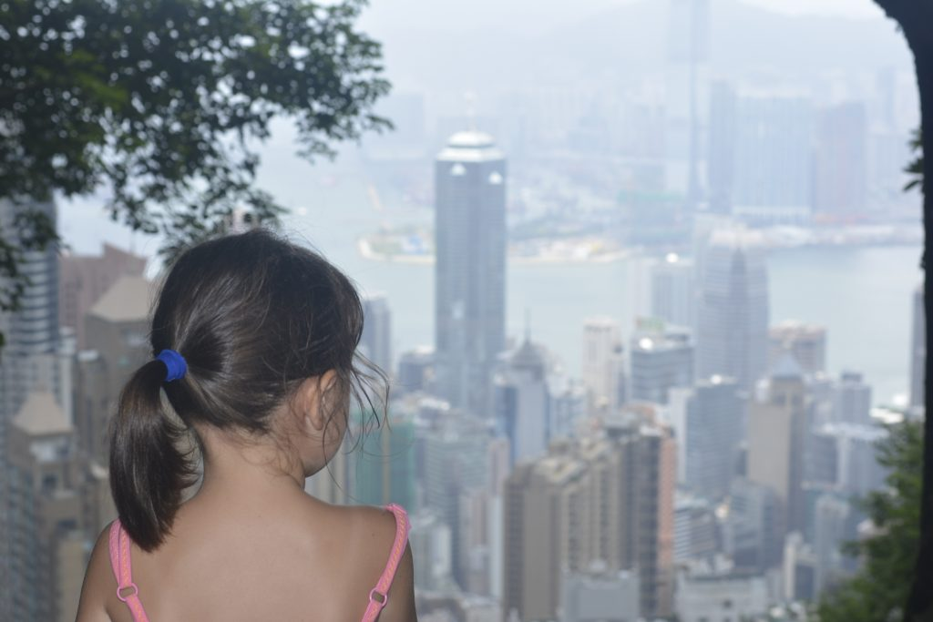 living in hong kong, expat life