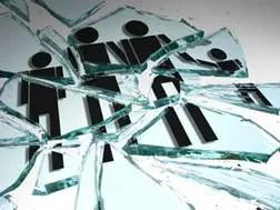 Broken Family Glass