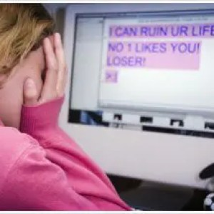 Online cyber bullying