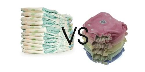 Cloth vs Disposable, Parent Shaming - The Single Mom Blog