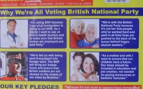 BNP flyer