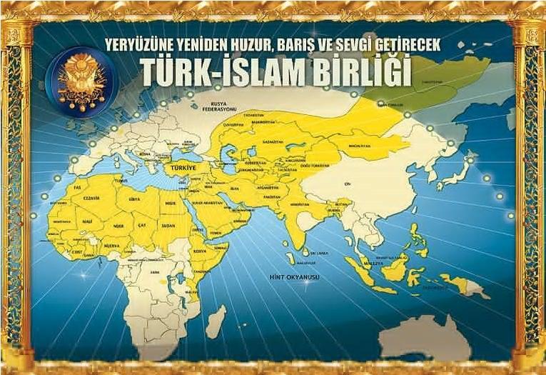 turkoislamic empire