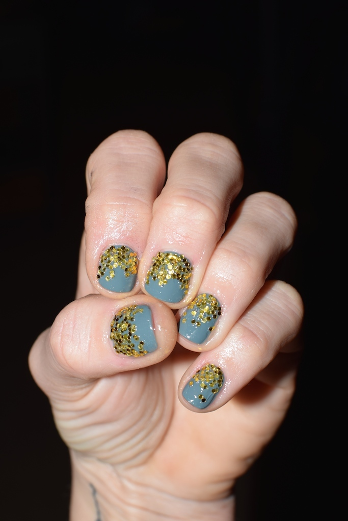 The Sister Project Manicure Monday