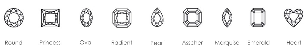 Diamond-Gemstone-Shape-Chart