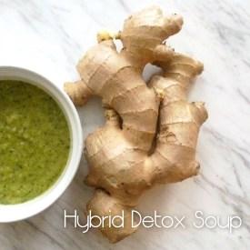 Hybrid Detox Soup