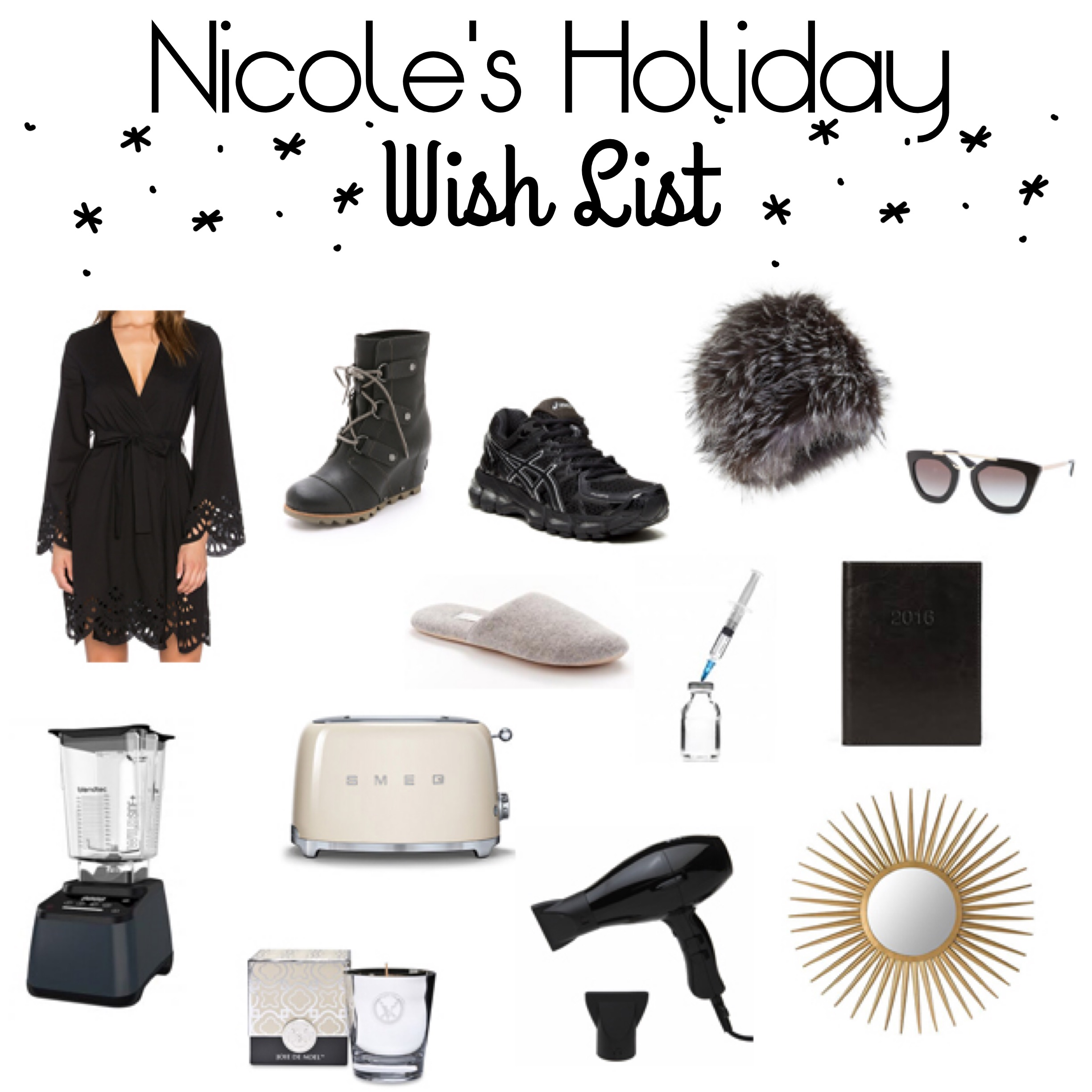 Nicole's Holiday Gift Guide