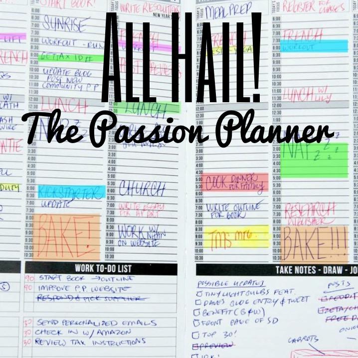 Passion Planner Creative